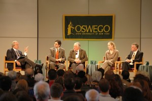 The Panelists for the 2005 Media Summit.