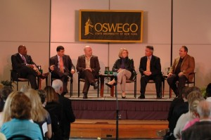 The Panelists for the 2007 Media Summit.