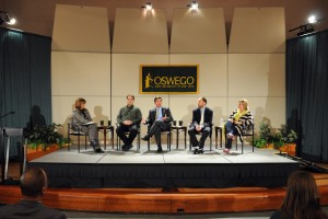 The Panelists for the 2010 Media Summit.