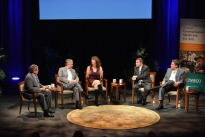 The Panelists for the 2013 Media Summit.