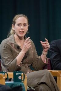Panelist Kimberly A. Strassel.